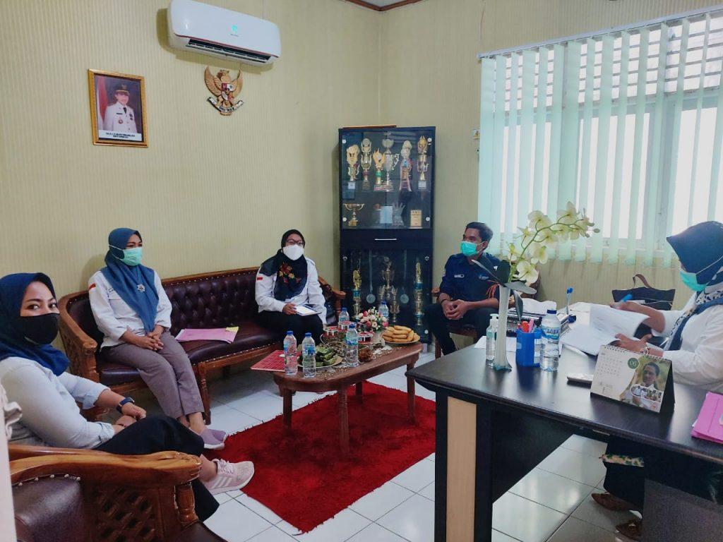 Jejaring Mitra Potensial Aspek Pendukung Dalam Penanganan Covid 19 Website Resmi Dinas Kesehatan Provinsi Gorontalo