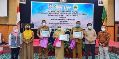 Dinkes Provinsi Lakukan Pembinaan Program PIS-PK untuk Ciptakan Keluarga Sehat