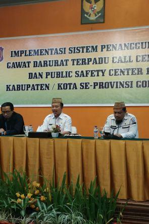 Public Safety Center 119 Untuk Penanganan Gawat Darurat di Masyarakat